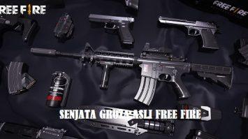 Cara Mendapatkan Senjata Groza Asli Di Free Fire