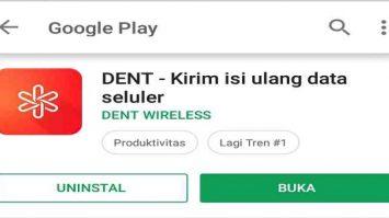 Cara Menggunakan Aplikasi Dent Apk