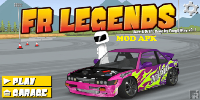 Download FR Legends Mod Apk Versi Terbaru 2019