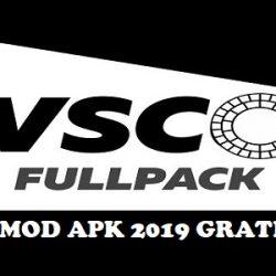 Download VSCO Fullpack Mod Apk