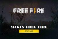 M4kix Free Fire Untuk Dapatkan Kode Redeem FF Terbaru 2019