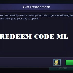 Kumpulan Redeem Code ML (Mobile Legends) Gratis
