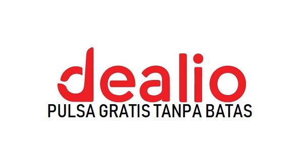 Download Dealio Apk, Dapatkan Pulsa Gratis Tanpa Batas