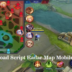 Download Script Radar Map Mobile Legends