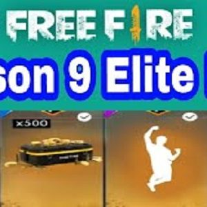 Bocoran Update New Elite Pass Season 9 Free Fire