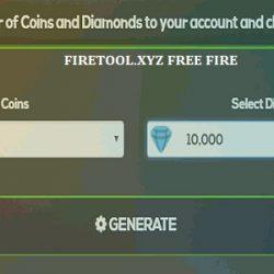 Firetool Xyz Free Fire Hack Diamond Generator Online