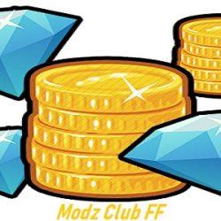 Modz Club FF, Dapatkan Diamond Free Fire Gratis Dan Work!