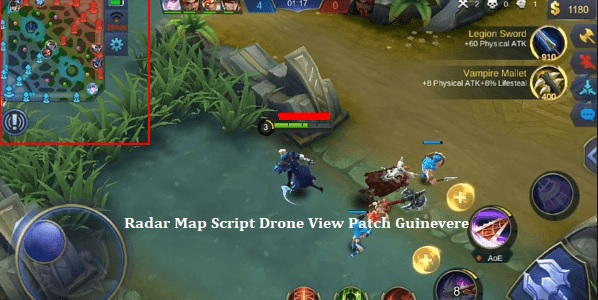 Download Radar Map Script Drone View Patch Guinevere ML Terbaru 2019