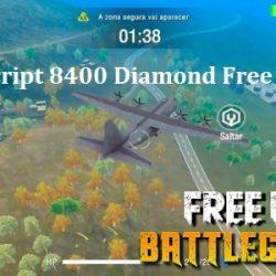 Inilah Script 8400 Diamond Free Fire (FF) Terbaru, Bukan Kaleng-Kaleng!