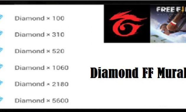 Tips Cara Beli Diamond FF (Free Fire) Murah Dan Aman