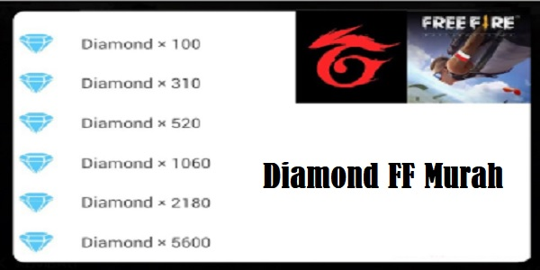 Tips Cara Beli Diamond FF (Free Fire) Murah Dan Aman
