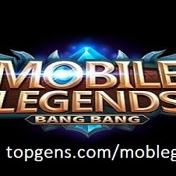 Topgens Com Mobleg Generator Online Diamond Mobile Legends Free Unlimited
