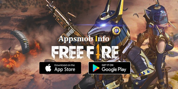 Appsmob Info/Free Fire Hack Diamond FF Unlimited
