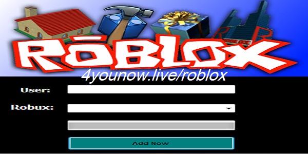 4younow.live/roblox, Generator Online Untuk Dapatkan 250.000 Robux Gratis