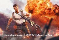 Script 50000 FF Token Free Fire