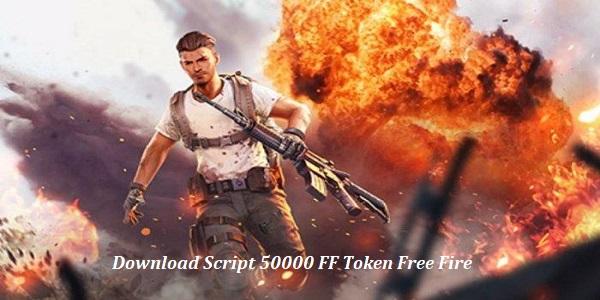 Download Script 50000 FF Token Free Fire 2019