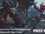 Firedia.vip Free Fire Battlegrounds Gratis Diamonds Dan Coins
