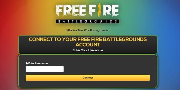 Xfire.icu Free Fire Battlegrounds