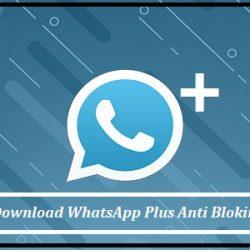 Download WhatsApp Plus Anti Blokir