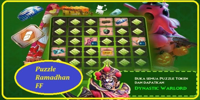 Puzzle Ramadhan FF