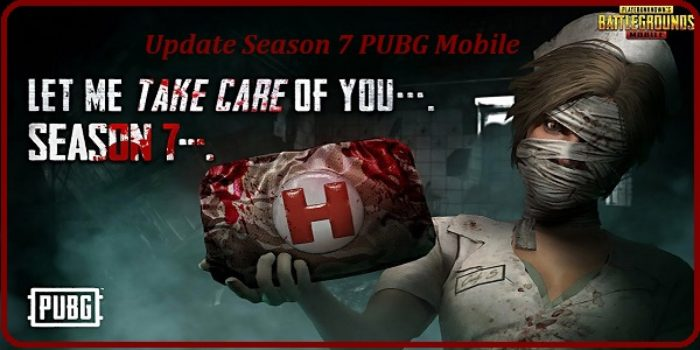 Update Season 7 PUBG Mobile