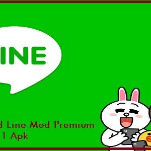 Download Line Mod Premium Versi 9.6.1 Apk