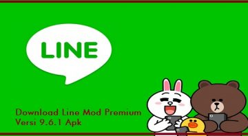 Download Line Mod Premium Versi 9.6.1 Apk Terbaru