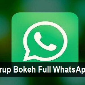 Link Grup Bokeh Full WhatsApp 2019