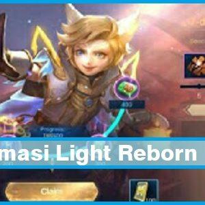 Animasi Light Reborn ML
