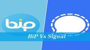 BiP Vs Signal