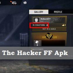 The Hacker FF Apk